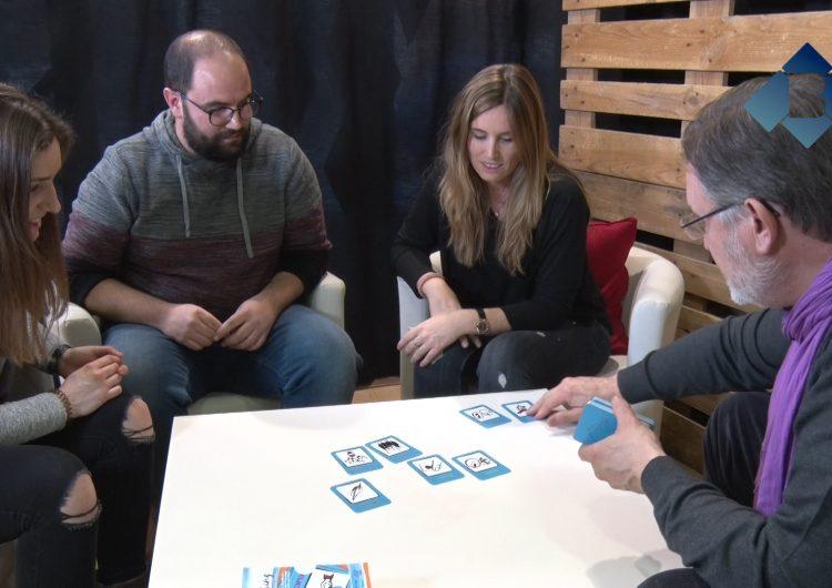El coach termení, Joan Josep Vergé, crea un joc de cartes per activar els valors