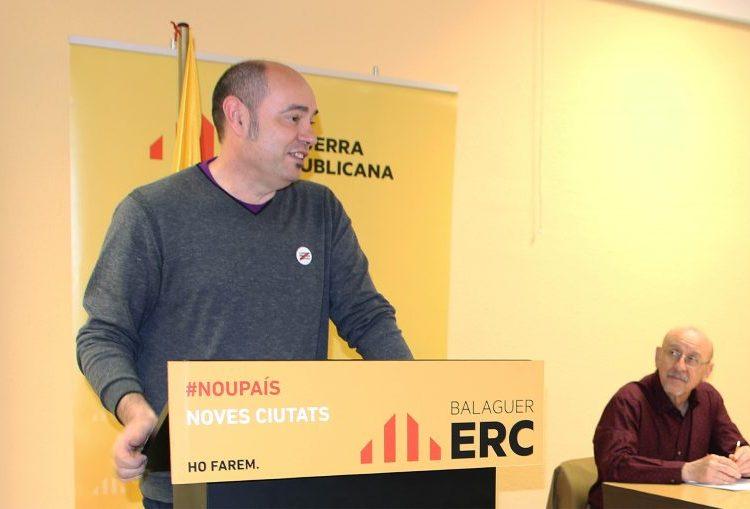ERC Balaguer presenta novetats a la llista per les municipals