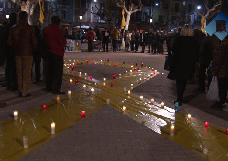 """Balaguer demana la llibertat dels """"Jordis"""" un mes després de ser empresonats"""