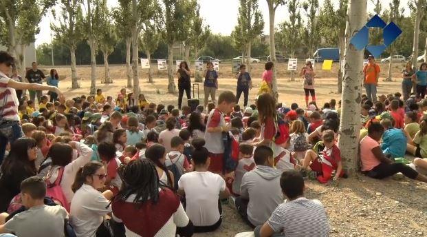 Els escolars de la Noguera celebren el Dia Mundial del Medi Ambient
