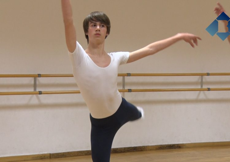 "Josep Maria Rovira, el ""Billy Elliot"" de Balaguer"