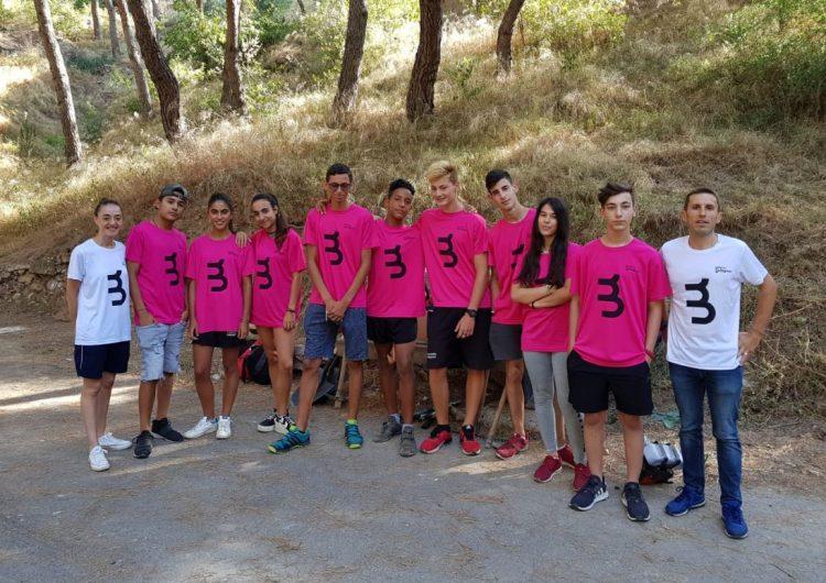 Finalitza el programa 'JoVa' a Balaguer amb la recuperació d'un antic camí al Barranc dels Rucs