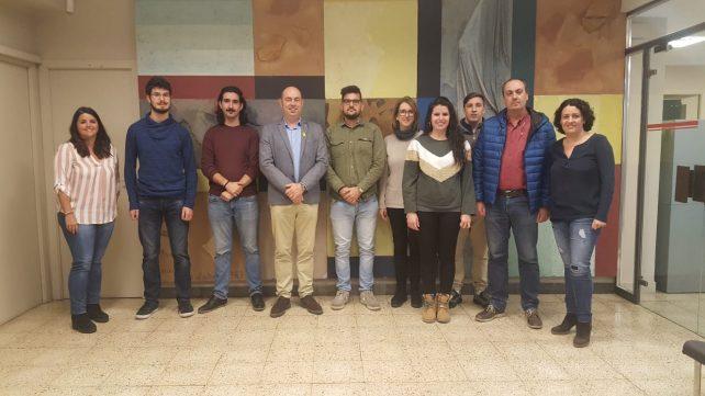 L'Ajuntament de Balaguer ha contractat 5 persones joves en la modalitat de pràctiques