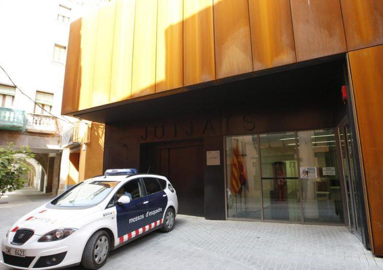 Presó provisional sense fiança per al detingut per apunyalar un home en ple carrer a Àger