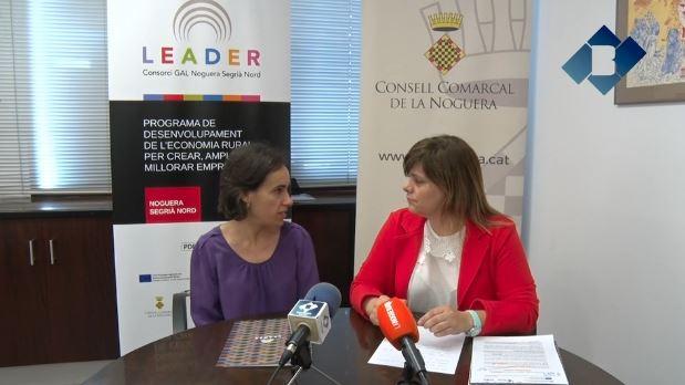 Els ajuts LEADER 2017 suposen una inversió de més de 2,4 MEUR al territori