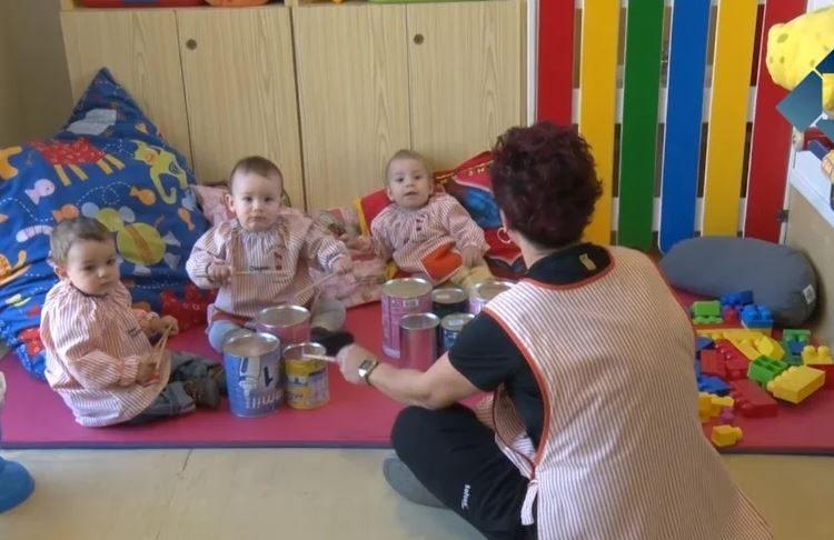 Les Llars d'Infants El Patufet i Els Putxinel·lis celebren el seu 40è i 10è aniversari