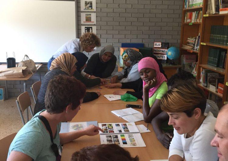 El Consell Comarcal de la Noguera promou cursos d'alfabetització per a persones immigrades