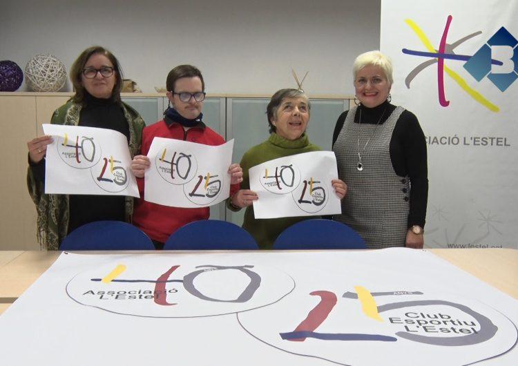 L'Estel celebra els 40 anys de l'Associació i els 25 del seu Club Esportiu