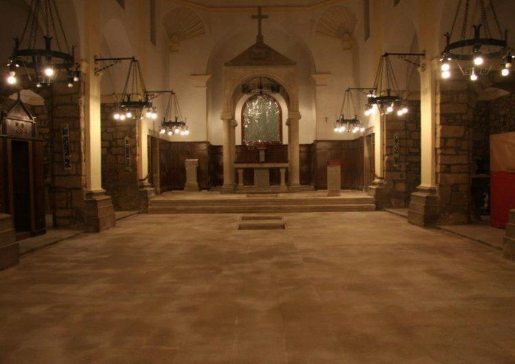 Montgai inaugura aquest diumenge les obres de millora de l'interior de l'església