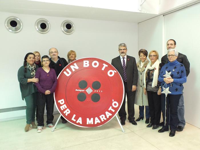 Balaguer es bolca amb la Marató de TV3 amb més de 45 activitats aquest cap de setmana