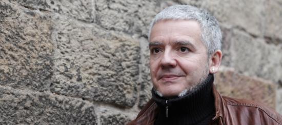 Xerrada-col·loqui amb Màrius Serra a la Artesa de Segre
