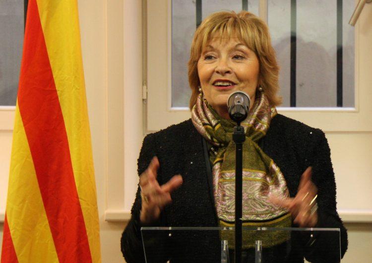 Mor Maryse Olivé, primera regidora de Balaguer