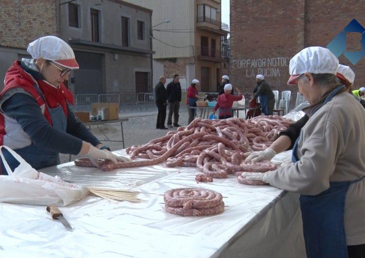 Quaranta anys de Matança del Porc el dimarts de Carnaval a Artesa de Segre