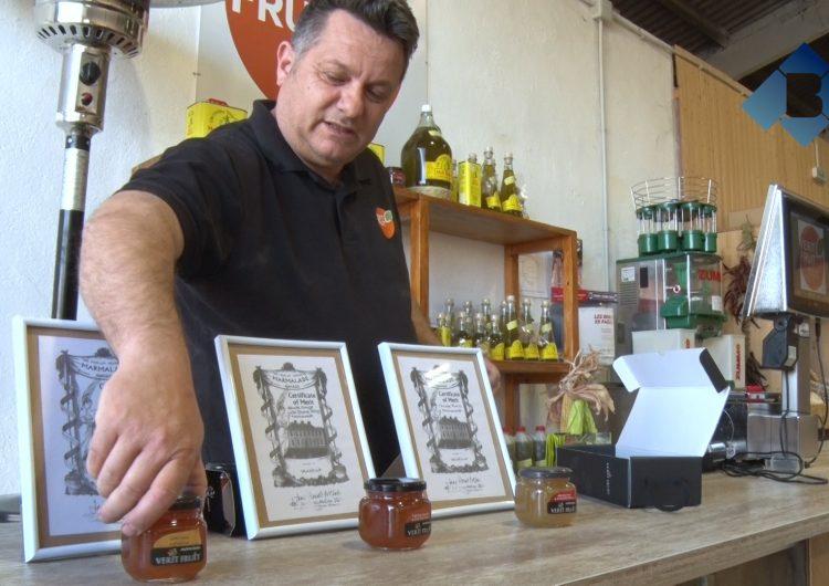 Tres melmelades cítriques de Bellcaire d'Urgell entre les millors del món