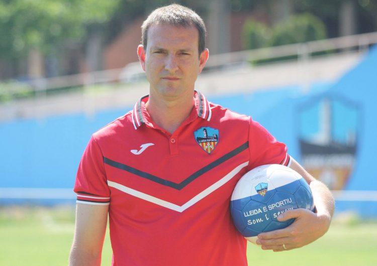 El balaguerí Toni Menchón fitxa pel Lleida Esportiu