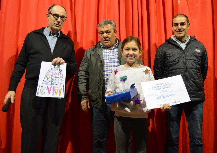 Un dibuix de l'Escola Els Planells serà l'etiqueta del vi jove Menut Montsec de la Cooperativa d'Artesa de Segre