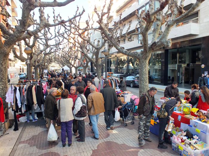 Balaguer celebra el VII Mercat del Vell aquest dissabte 3 de novembre
