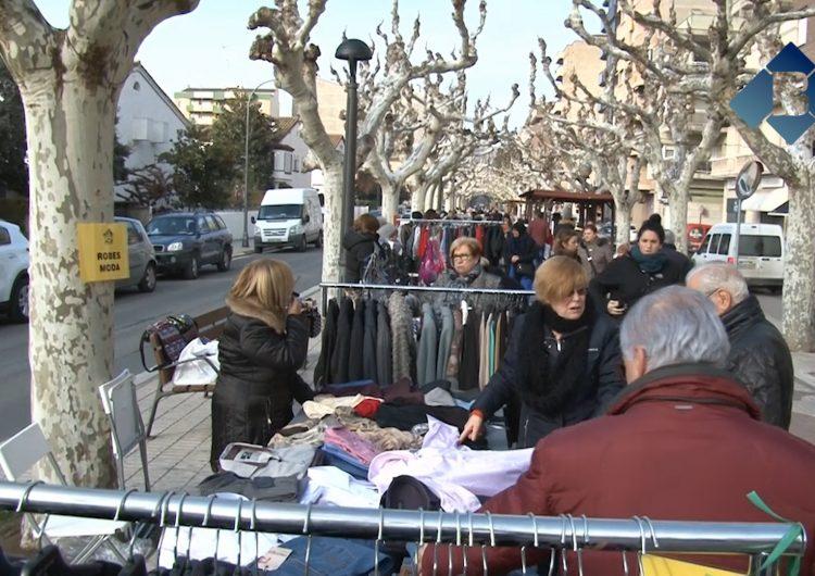 Els comerços de Balaguer oferiran els últims descomptes de la temporada amb el 22è Mercat de les Rebaixes