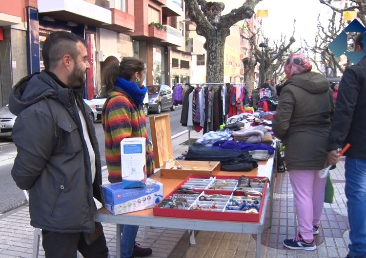 Una trentena de parades al VII Mercat del Vell de Balaguer