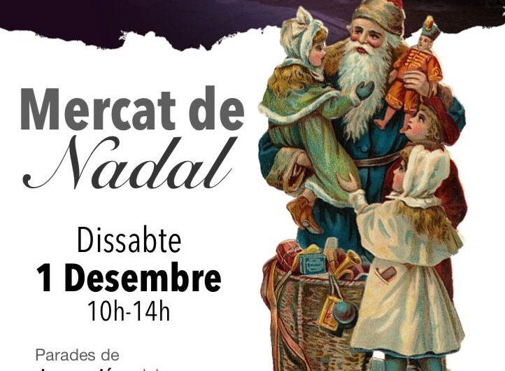 Montgai organitza un Mercat de Nadal a Lo Carreró