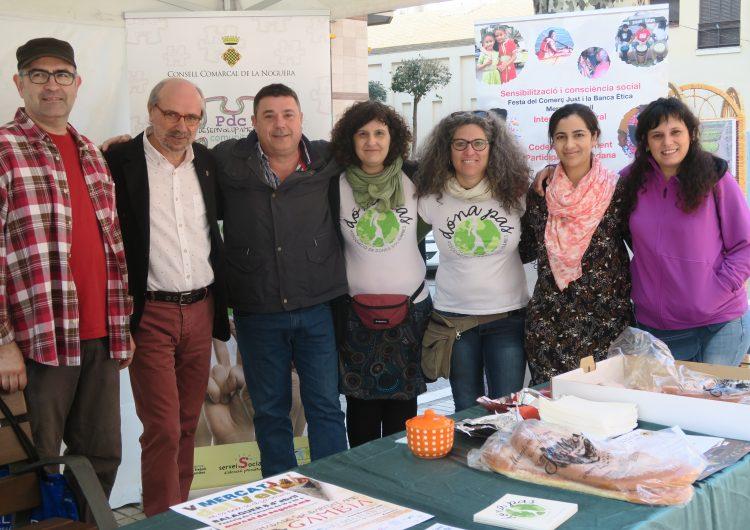 Balaguer celebra el 5è Mercat del Vell amb articles de segona mà