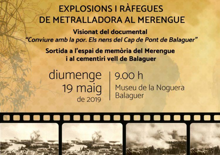 """Sortida a l'espai de memòria del Merengue i el cementiri vell aquest diumenge dins de """"L'Any dels Llops"""""""