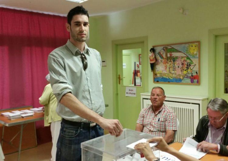 Àlex Mezcua d'ICV-EUiA: 'Aconseguir representació seria un molt bon resultat'