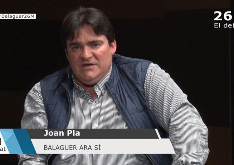 El minut d'or dels candidats a l'alcaldia de Balaguer