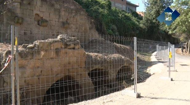 Térmens recupera l'antic edifici del molí medieval