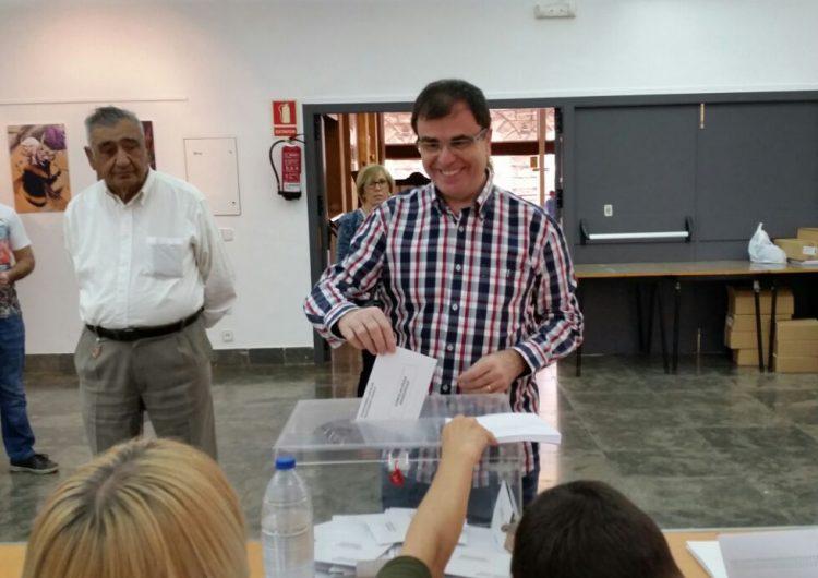 Joan Maria Molins del PP: 'Avui és l'autèntic dia del dret a decidir'