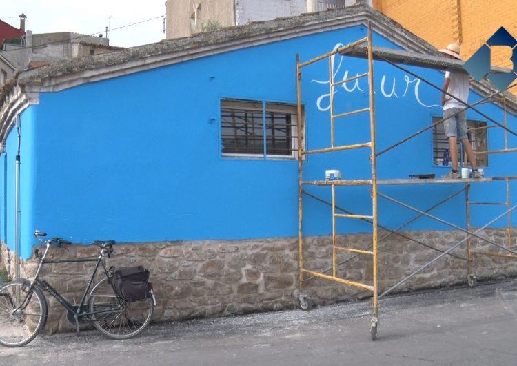 """Montgai amplia el projecte de """"Poble de les Paraules"""""""
