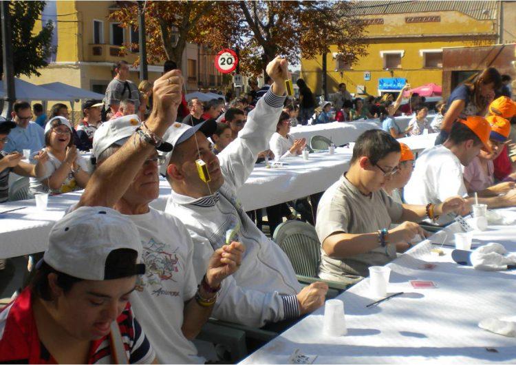 Tret de sortida del Montgai Màgic amb un taller adreçat a persones amb discapacitat