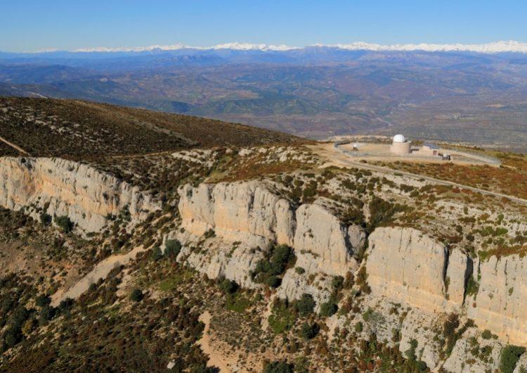 El Montsec, oficialment admès per la Iniciativa Starlight com a candidat a Destí Turístic