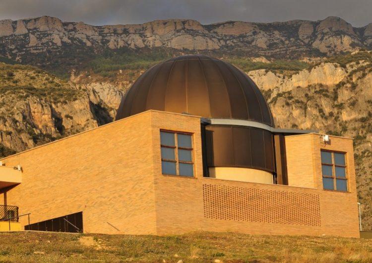 Els telescopis del Parc Astronòmic del Montsec permetran dissabte als assistents a la Festa de la Ciència de Barcelona 2012 observacions en directe del Sol