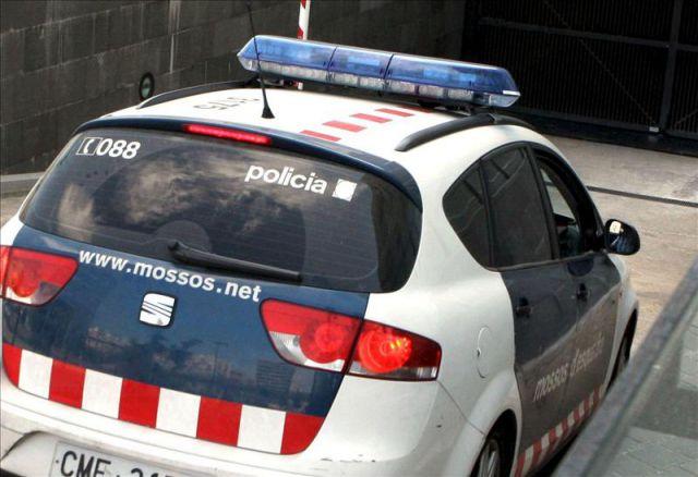 Un detingut per apunyalar un home en ple carrer a Àger