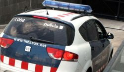 Els Mossos d'Esquadra detenen un home per dos atracaments en…