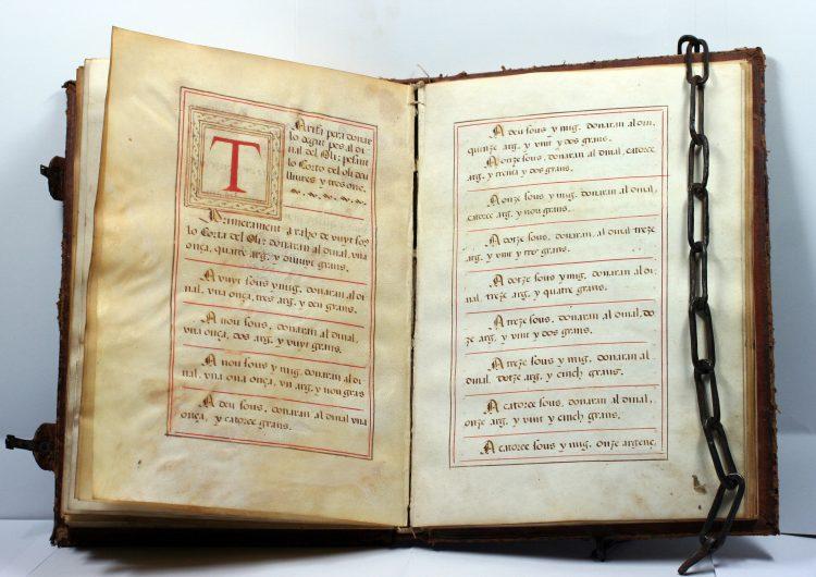 L'Arxiu Comarcal de la Noguera mostrarà documents històrics dels ajuntaments