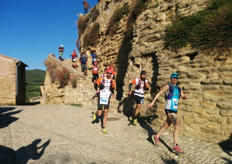 Emili Rafaecas i Carme Palacín, guanyadors de la MUT Montsec Ultra Trail