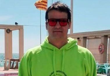 El nedador del CEN Balaguer Lluís Pijuan, millor marca catalana màster +45 en els 1.500 lliures