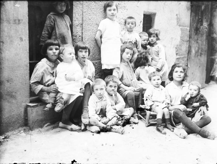 """El Museu de la Noguera inicia el projecte de memòria històrica """"Els nens de la Guerra"""""""