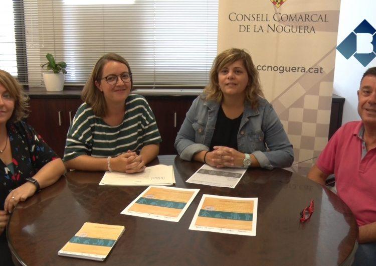 El Consell Comarcal de la Noguera i ASPID presenten un nou servei d'orientació especialitzat en la discapacitat i la dependència