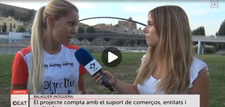 Connecti.cat: Objectiu Triatló en benefici d'una protectora d'animals