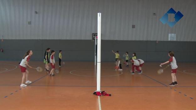 Els escolars de 5è i 6è de primària de Balaguer participen a la 15a edició de la Diada Olímpica