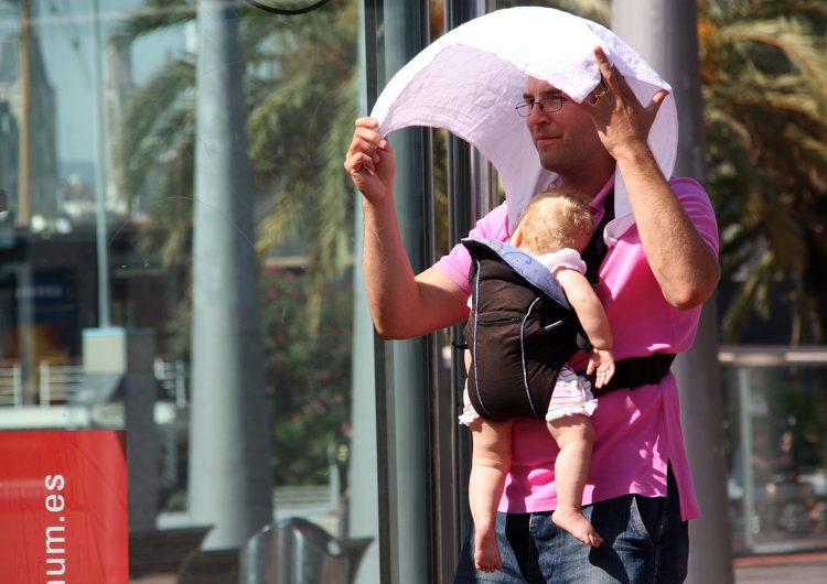L'onada de calor es mantindrà fins dissabte i afectarà sobretot l'àrea de Ponent i la Catalunya Central