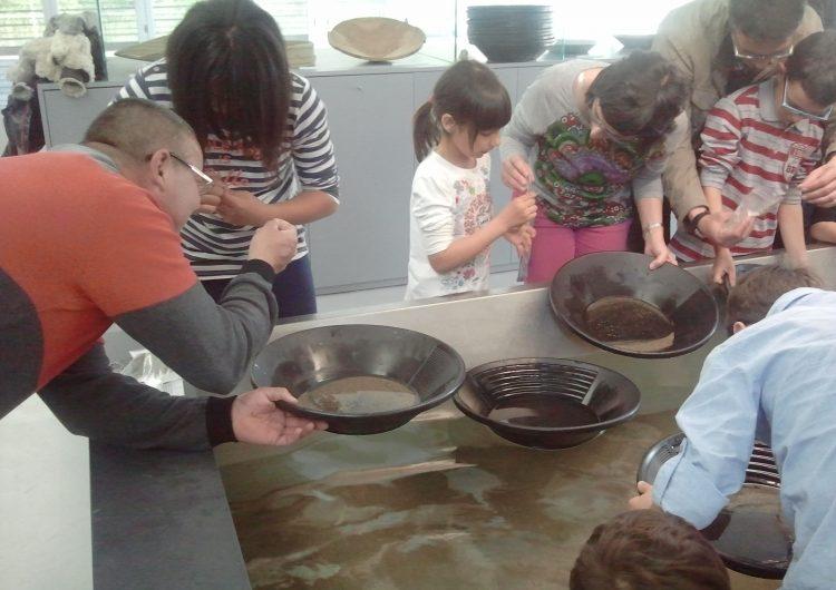 Activitats en família aquesta Setmana Santa al Centre d'Interpretació de l'Or del Segre