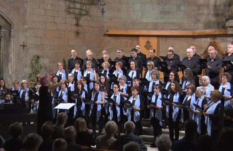 Concert de Primavera de l'Orfeó Balaguerí