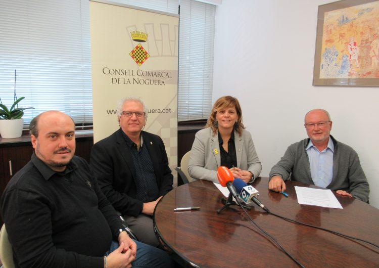 """El Consell Comarcal presenta el projecte de cooperació transfronterera """"Pirineus, la nuit"""""""