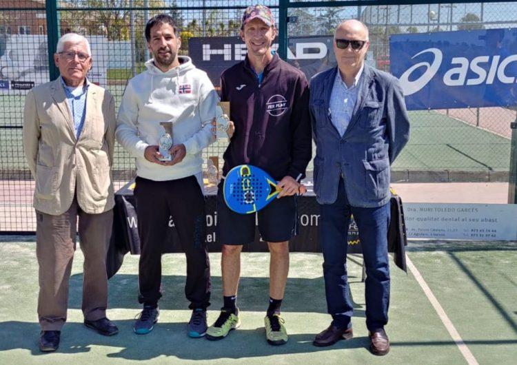 Èxit al torneig Bronze disputat al Club Tennis Balaguer