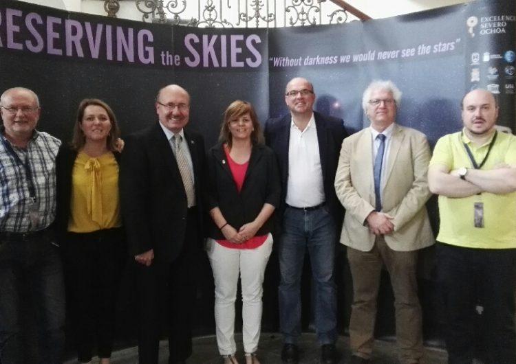 """El Parc Astronòmic del Montsec participa al Congrés Internacional """"Preserving the Skies"""""""