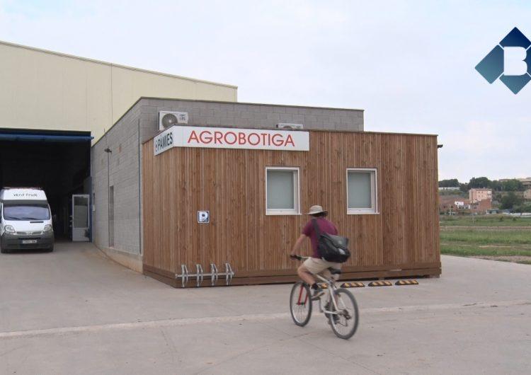 Pàmies Hortícoles de Balaguer paga un euro diari als treballadors que van amb bicicleta